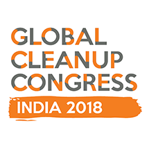 Global CleanUp Congress 2018 logo