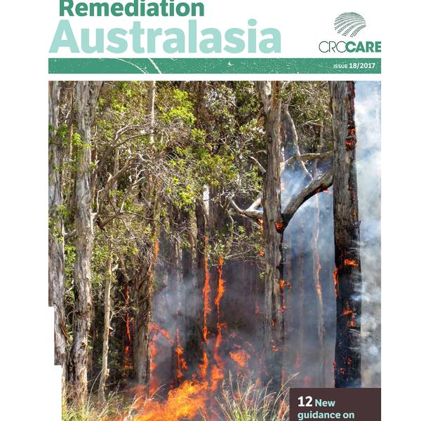 Remediation Australasia issue 18 cover teaser image