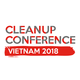 CleanUp Vietnam 2018 logo for web event teaser