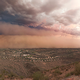 Phoenix Dust Storm teaser pic for Sept 2018 climate change media release.  Credit: Alan Stark (CC BY-SA 2.0) https://www.flickr.com/photos/squeaks2569/5999217357